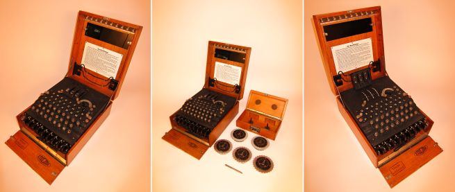Enigma Machines for Sale